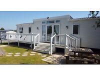 Blackpool marton mere 3 bedroom luxury caravan for hire 31/10 mon to fri £250