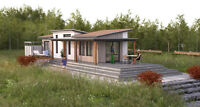 Steel frame Mobile Home 12'x44' 528 sq ft - EZ Factory Financing