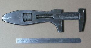 Adjustable Wrench - British made - Collectable Kitchener / Waterloo Kitchener Area image 2