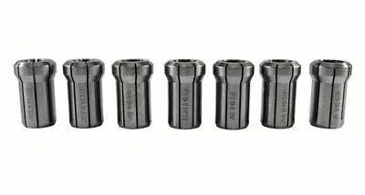 7 Piece Da180 Double Angle Collet Kit 3364-58