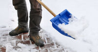 SNOW REMOVAL IN THOROLD AREA