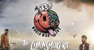 @#♫ THE CHAINSMOKERS MONTREAL BELL CENTRE 9 OCTOBRE 2019 @#★