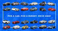Any Credit Options Car Loans and Buying - Drive Away Today