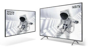 BRAND NEW SAMSUNG QLED Q6 55 & 65 4K,QUANTUM DOT DISPLAY, UHD,HD