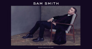 #♫RABAIS/DISCOUNT SAM SMITH MONTREAL CENTRE BELL 19 JUIN 2018 @♫