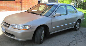 1999 Honda Other EX V6 Sedan - New Transmission!