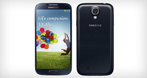 Black Samsung Galaxy s4 for sale - used