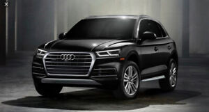 Audi Q5 SLine - Almost NEW Only 3,500 KM - $666 tax in/ month!!
