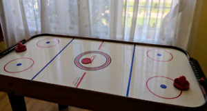Kids Air Hockey Table in excellent condition.