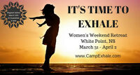 Camp Exhale - Women's Weekend Retreat
