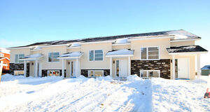 24 Sorbonne, Dieppe - NEW TOWNHOUSE & NO CONDO FEES!!