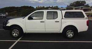 2008 Nissan Navara Ute Forster Great Lakes Area Preview