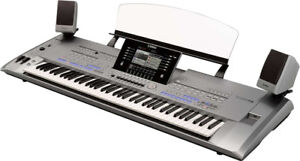 Yamaha Tyros 5-76 key with all accessories