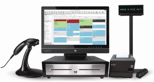 Pharmacy POS system with no monthly fee, Fast, efficient system!
