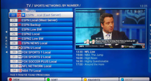 IPTV SERVICE GREAT SERVICE AND BEAUTIFUL PICTURE QUALITY.