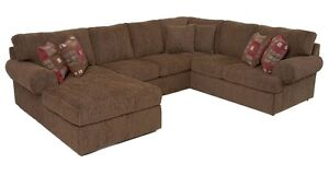 CLEARANCE SALE,Large Canadian made Modular Sectional -$1499