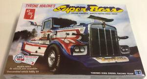 AMT 1/25 Tyron Malone's Super Boss
