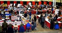National Postage Stamp & Coin Show -- Buy & Sell gold & silver