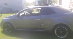 2011 Kia Forte Coupe (2 door)