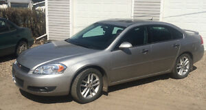 2008 Chevrolet LTZ Sedan  Includes new WINTER & SUMMER TIRES.