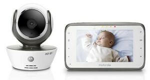 New Motorola MBP854CONNECT Dual Mode Baby Monitor