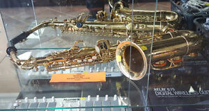 Saxophones, Clarinets and Flutes on Sale!!