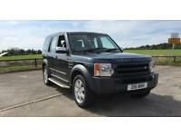2008 LAND ROVER DISCOVERY 2.7 3 TDV6 GS 5D 188 BHP DIESEL