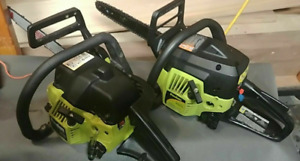 Poulan Chainsaws  $85 and$90 each (P3314)33cc and 36cc (2250)