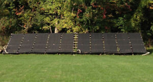 Solar Pool Heating Panels For Sale