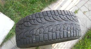 4 pneu d'hiver Pirelli