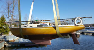 Hughes 25 - Northen Sailboat - Must Go This Weekend