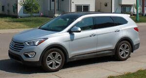 2013 Hyundai Santa Fe XL 3.3L AWD