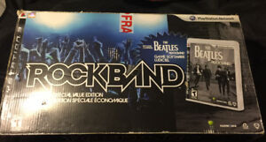 PS3 Beatles Rockband Special Value Edition