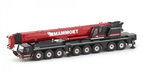 IMC 410104 Mammoet - Liebherr LTM 1450-8.1 Mobile Crane 1/87 NEW Die-cast MIB