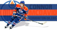 Oilers tickets vs the NYI March 7th Row 5