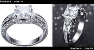 **BRAND NEW** Engagement Rings Promise Rings LOTS TO CHOOSE FROM Kitchener / Waterloo Kitchener Area image 7