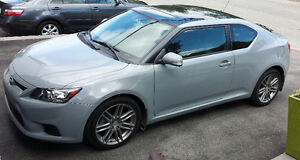 RÉDUIT**** 12500$  2011 Scion tC 2 portes Coupe .Grand hatchback
