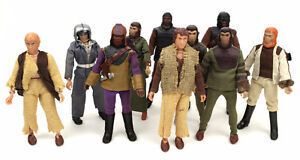Wanted Mego Planet of the Apes figures