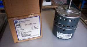 General Electric (GE) ECM 5SME39DL0235 furnace motor