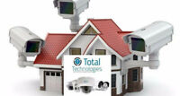 Camera CCTV System - PACKAGES FOR BUSINESS AND HOUSE!