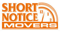 Short Notice Movers - 902-252-5450