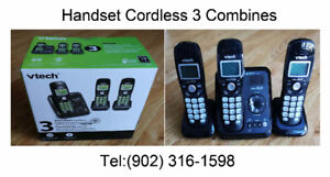 New Handset  Cordless 3 combines at $40