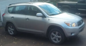 2008 Toyota Rav4 AWD, excellent condition, trade for boat