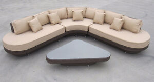 Out door sectional : SF 35