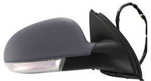 NEW 2005-2010 JETTA SEDAN HEATED POWER DOOR MIRROR NEW