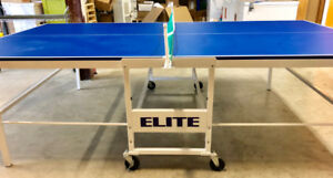 Elite Ping Pong Table