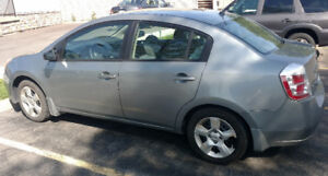 2007 Nissan Sentra 2.0 Sedan (as is) w/new tires/rims