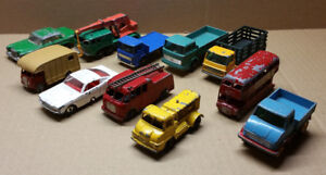 Lesney Matchbox Collection (All 11 for $55)