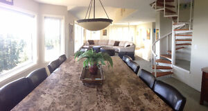 Live and Work on the Top of Victoria Furnished utilize included