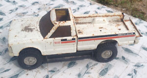 ERTEL METAL TOY TRUCK
